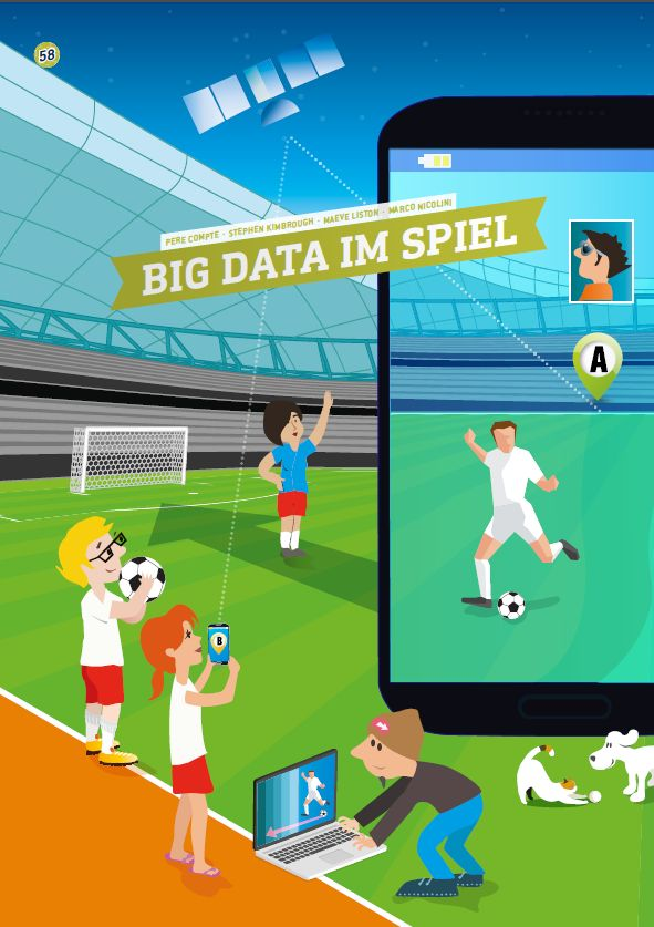 Cover Big data im Spiel