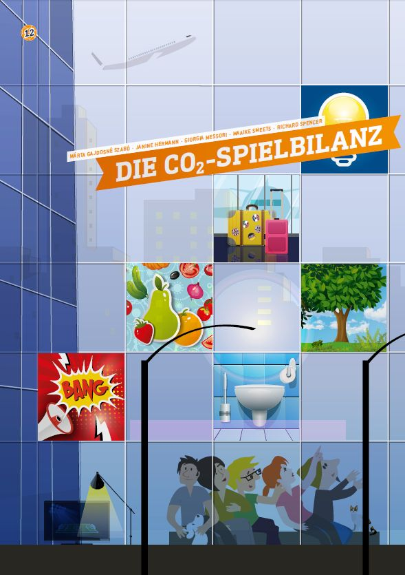 Cover CO2 Spielbilanz