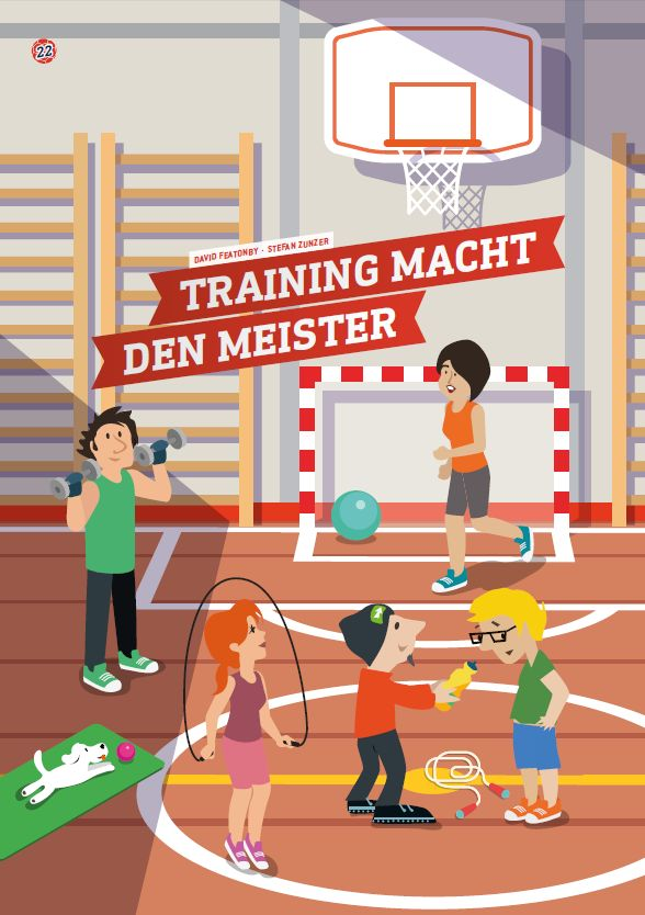 Cover Training macht den Meister